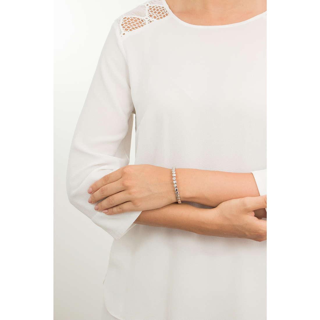 Luca Barra bracelets woman LBBK1331 photo wearing