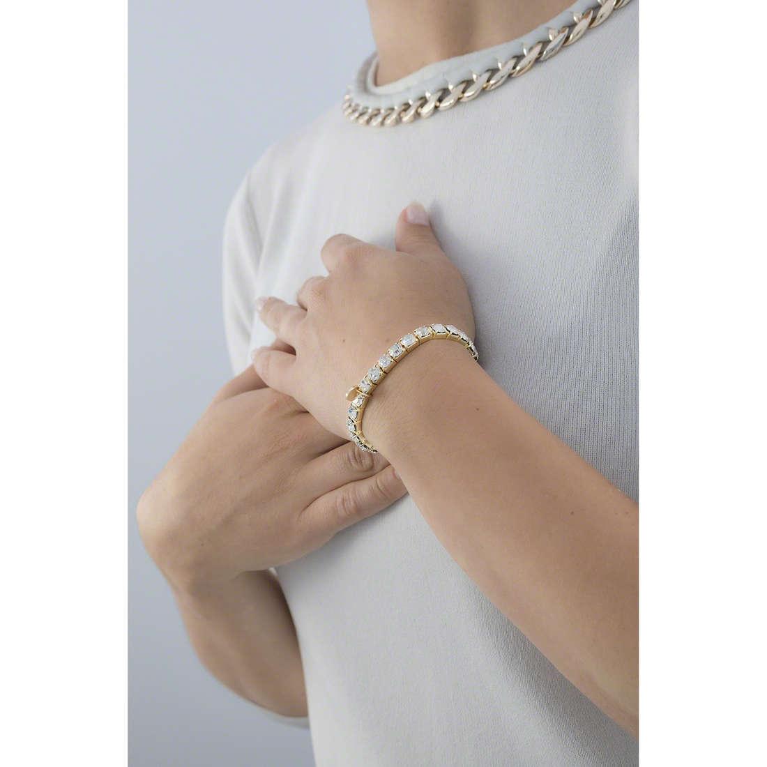 Luca Barra bracelets woman LBBK871 photo wearing