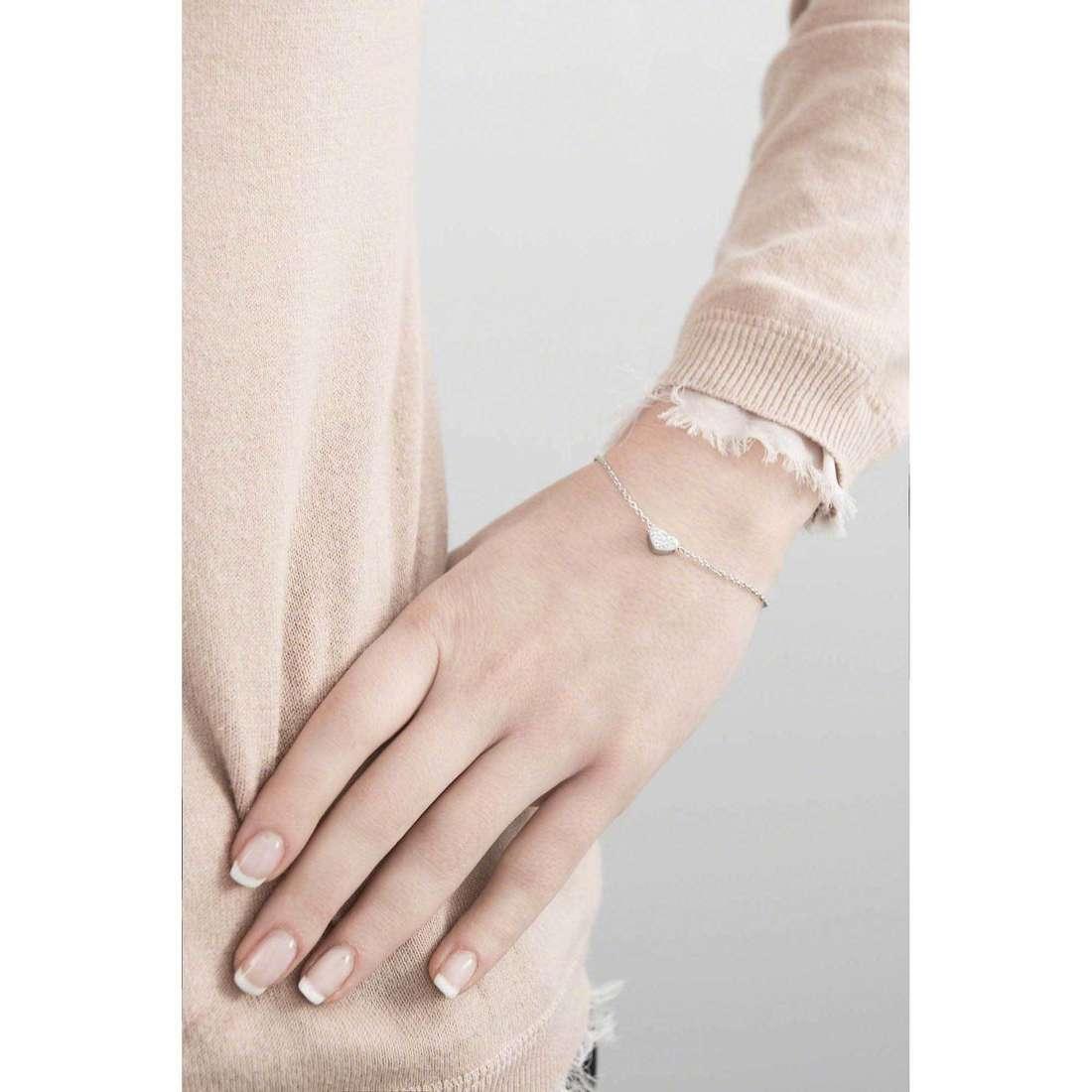 Marlù bracelets My Luck woman 18BR021 indosso