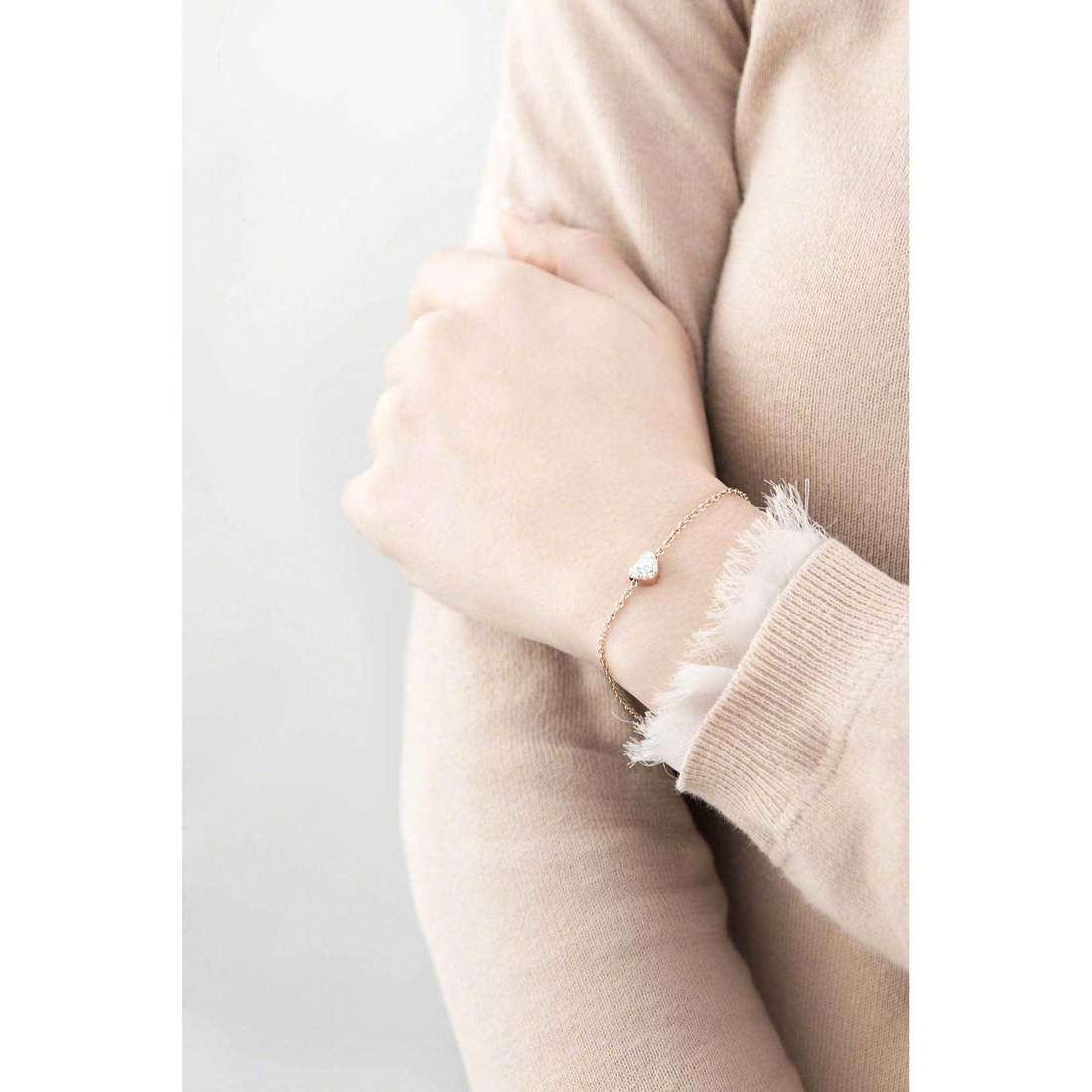 Marlù bracelets My World woman 18BR021R indosso
