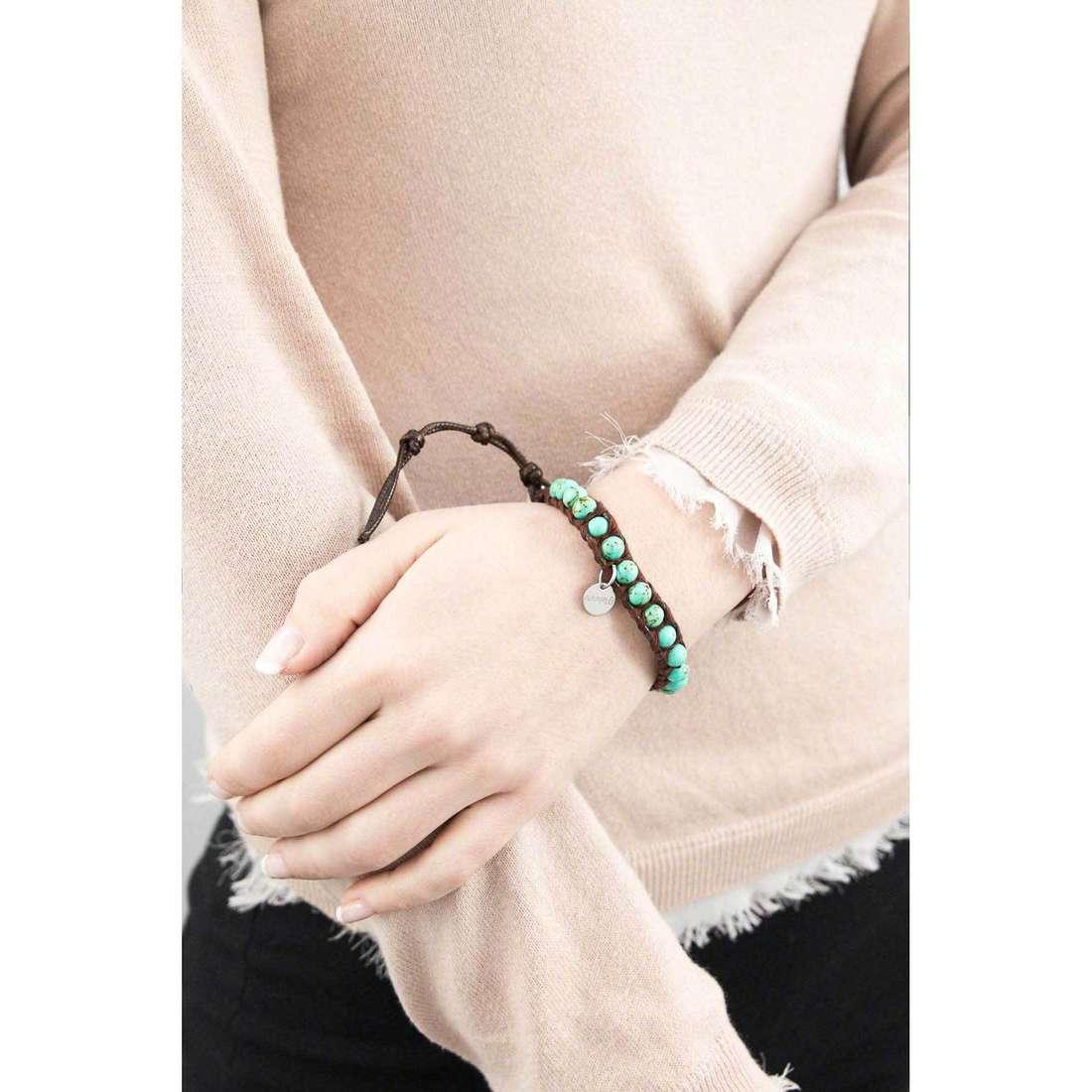Marlù bracelets New Delhi woman 3BR0080T indosso