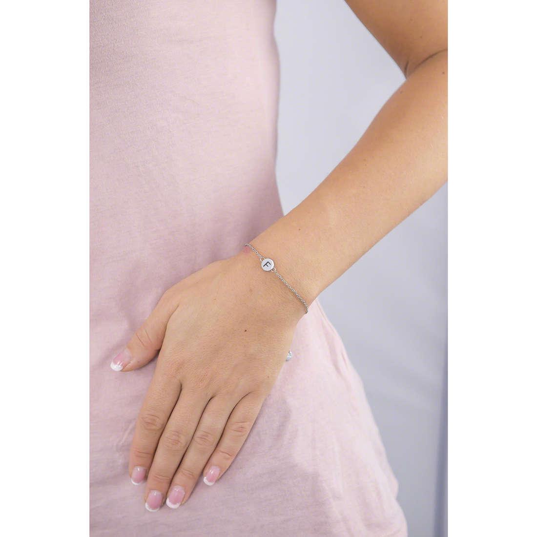 Marlù bracelets Oui C'Est Moi woman 18BR047F indosso