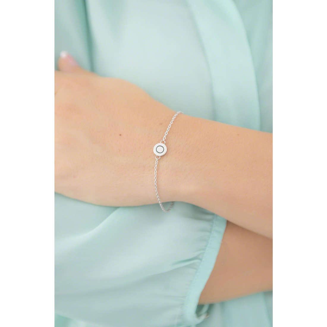 Marlù bracelets Oui C'Est Moi woman 18BR047O indosso