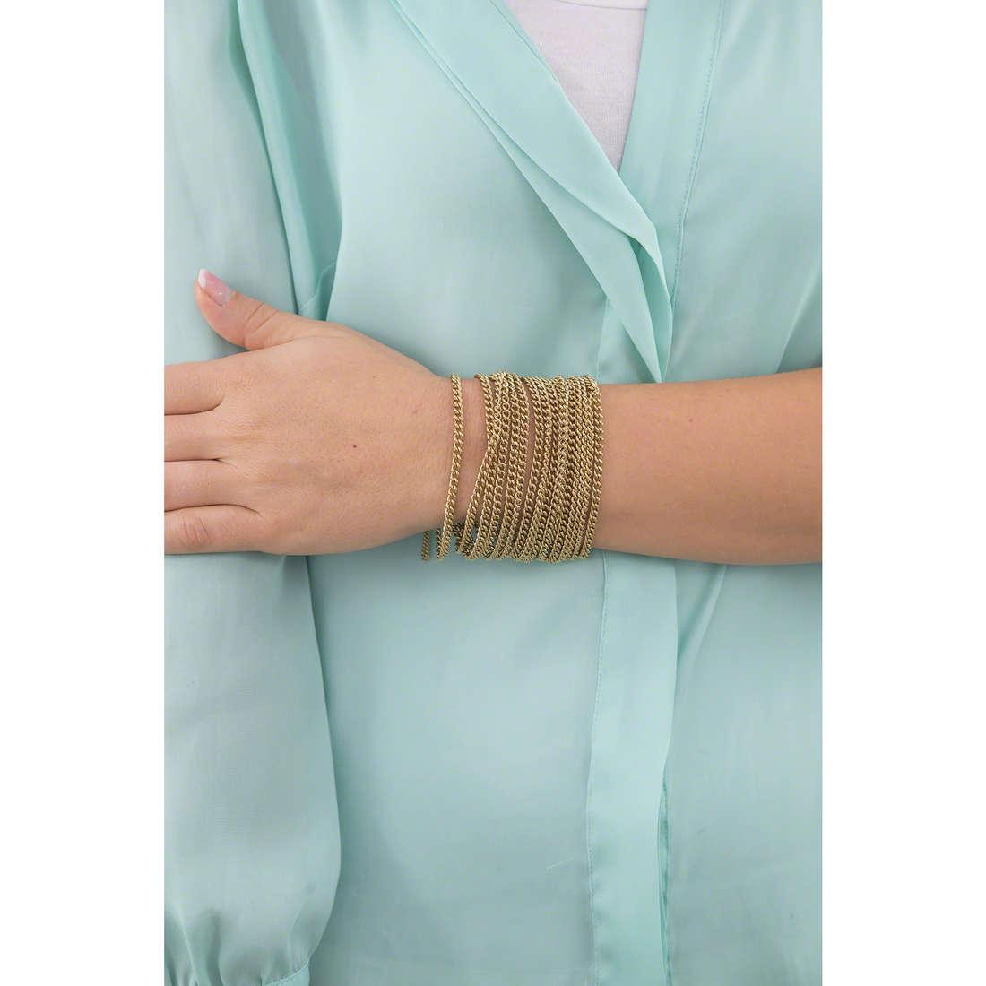 Michael Kors bracelets woman MKJ5786710 indosso