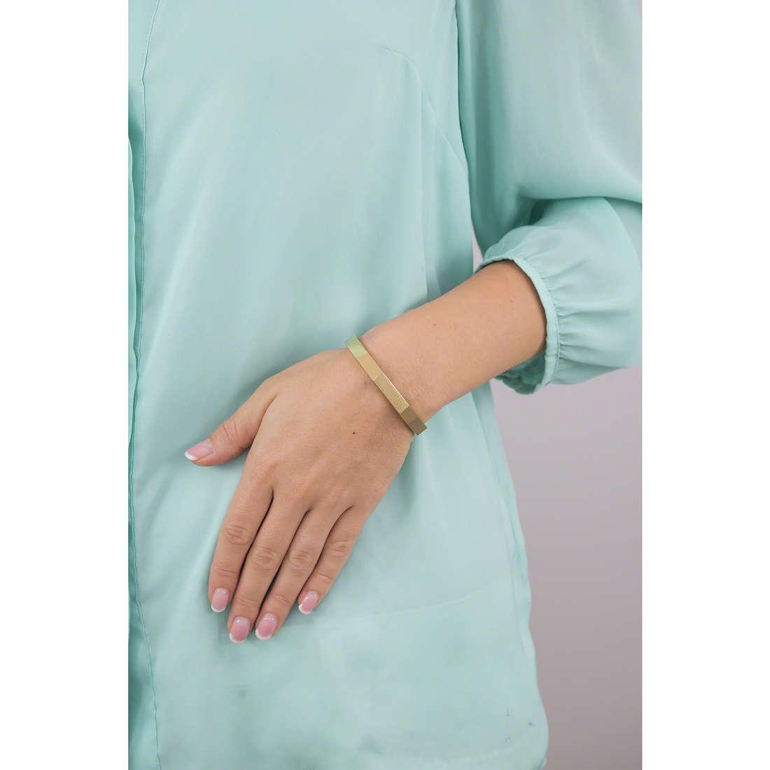 Michael Kors bracelets woman MKJ5806710 indosso