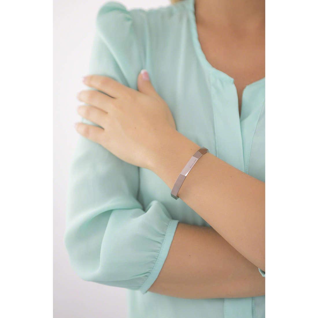 Michael Kors bracelets woman MKJ5809798 indosso
