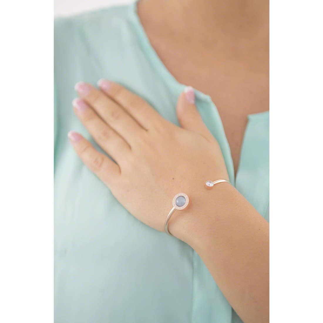 Michael Kors bracelets woman MKJ5868791 indosso