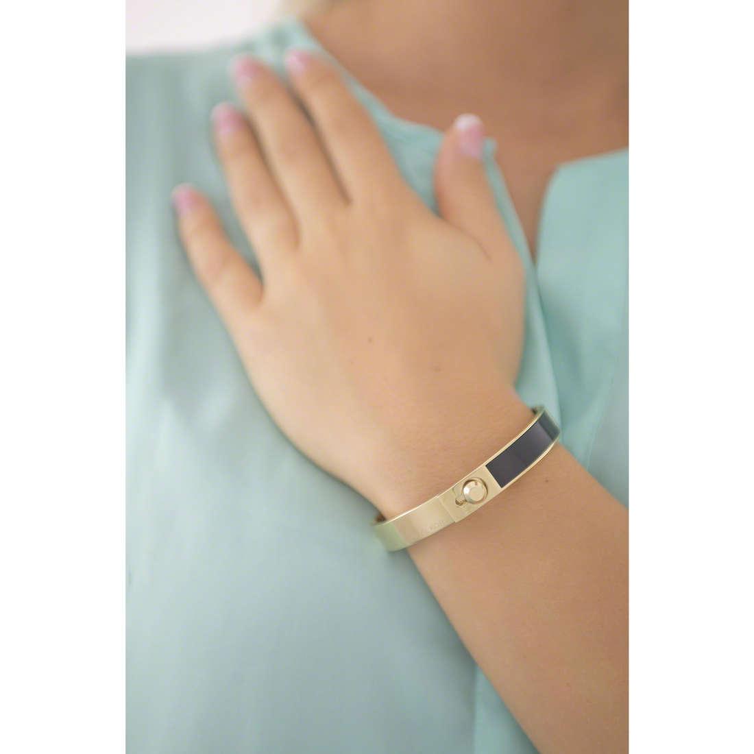 Michael Kors bracelets woman MKJ5956710 indosso