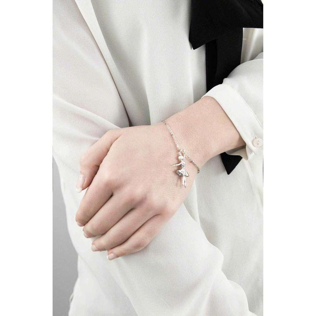 Morellato bracelets Ballerina woman SAFV04 indosso