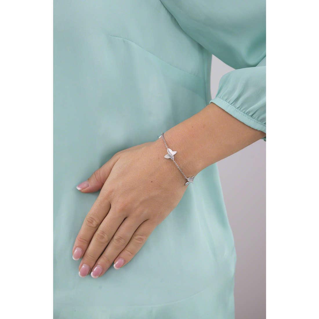Morellato bracelets Battito woman SAHO14 indosso