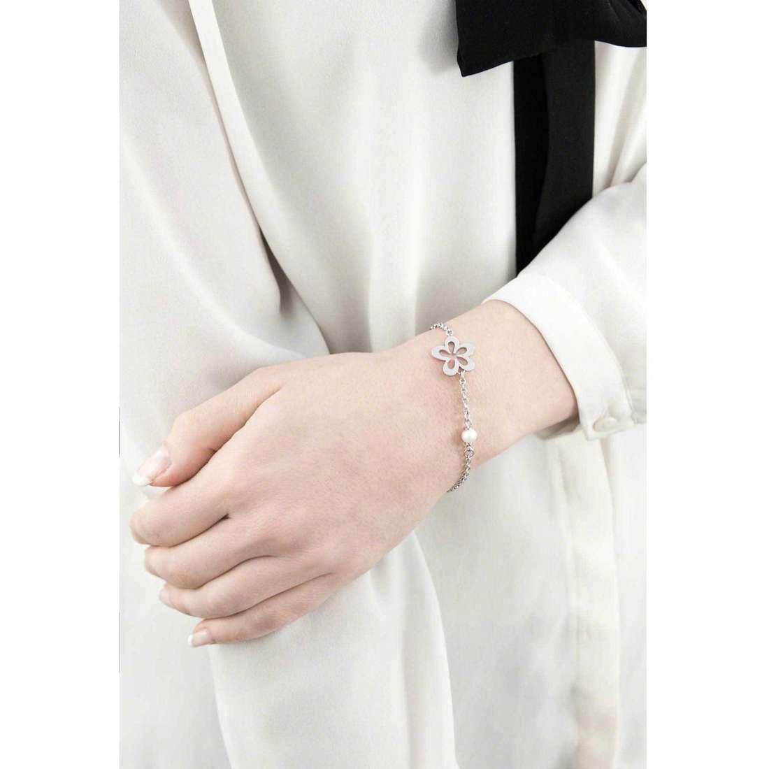 Morellato bracelets Icone woman SYT07 indosso