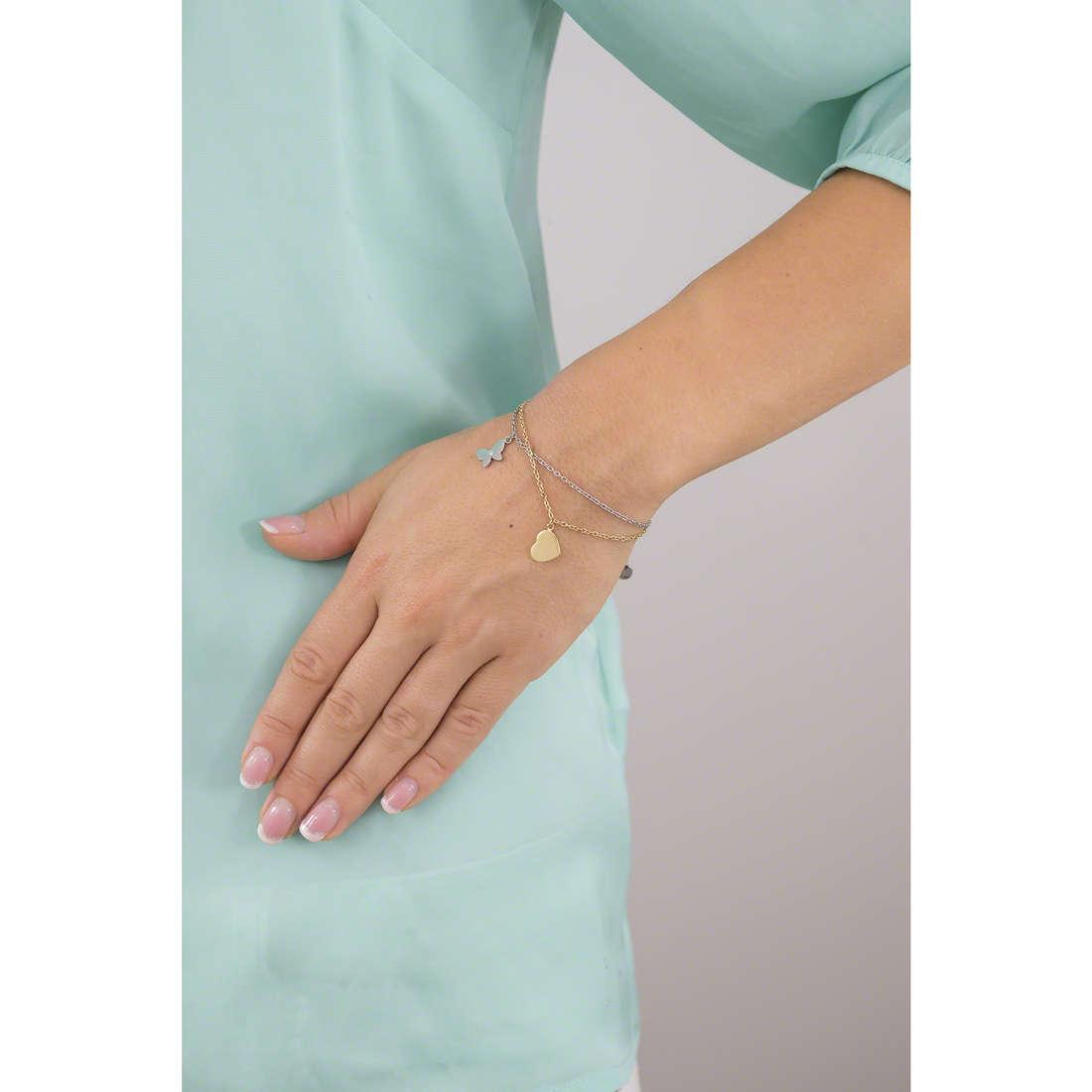 Morellato bracelets Insieme woman SAHM08 indosso