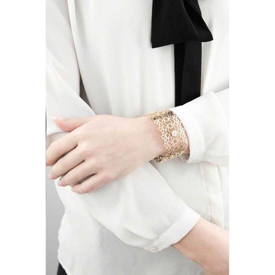 Morellato bracelets Kaleido woman SADY04 indosso