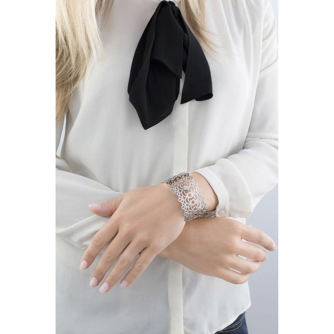 Morellato bracelets Kaleido woman SADY11 indosso