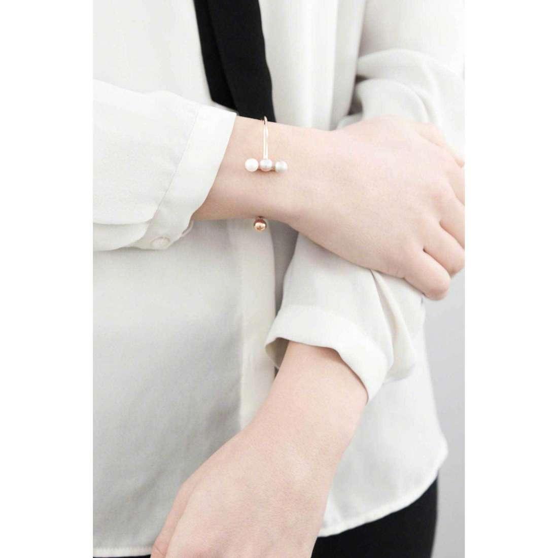Morellato bracelets Lunae woman SADX04 indosso