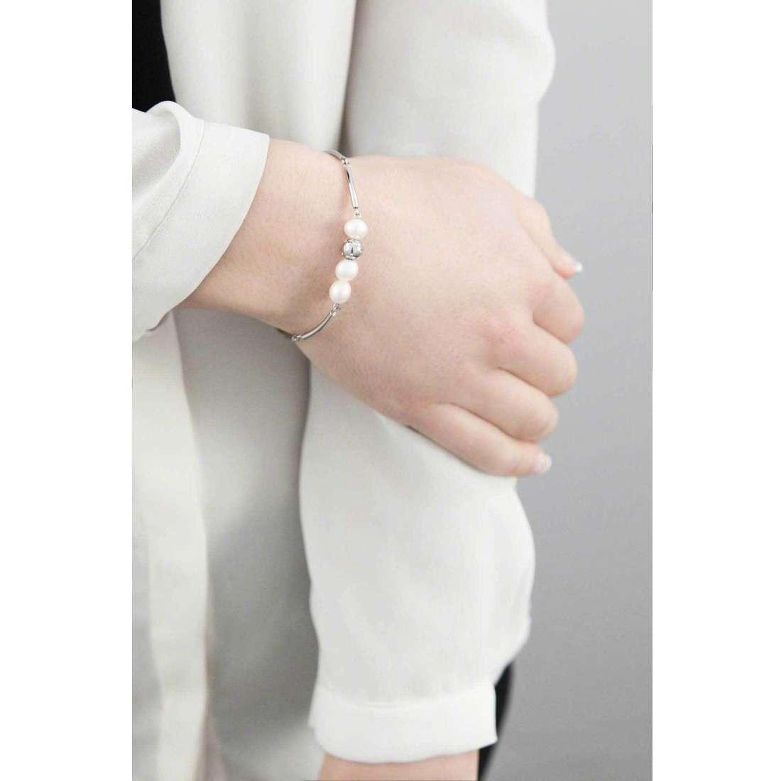 Morellato bracelets Lunae woman SADX12 indosso