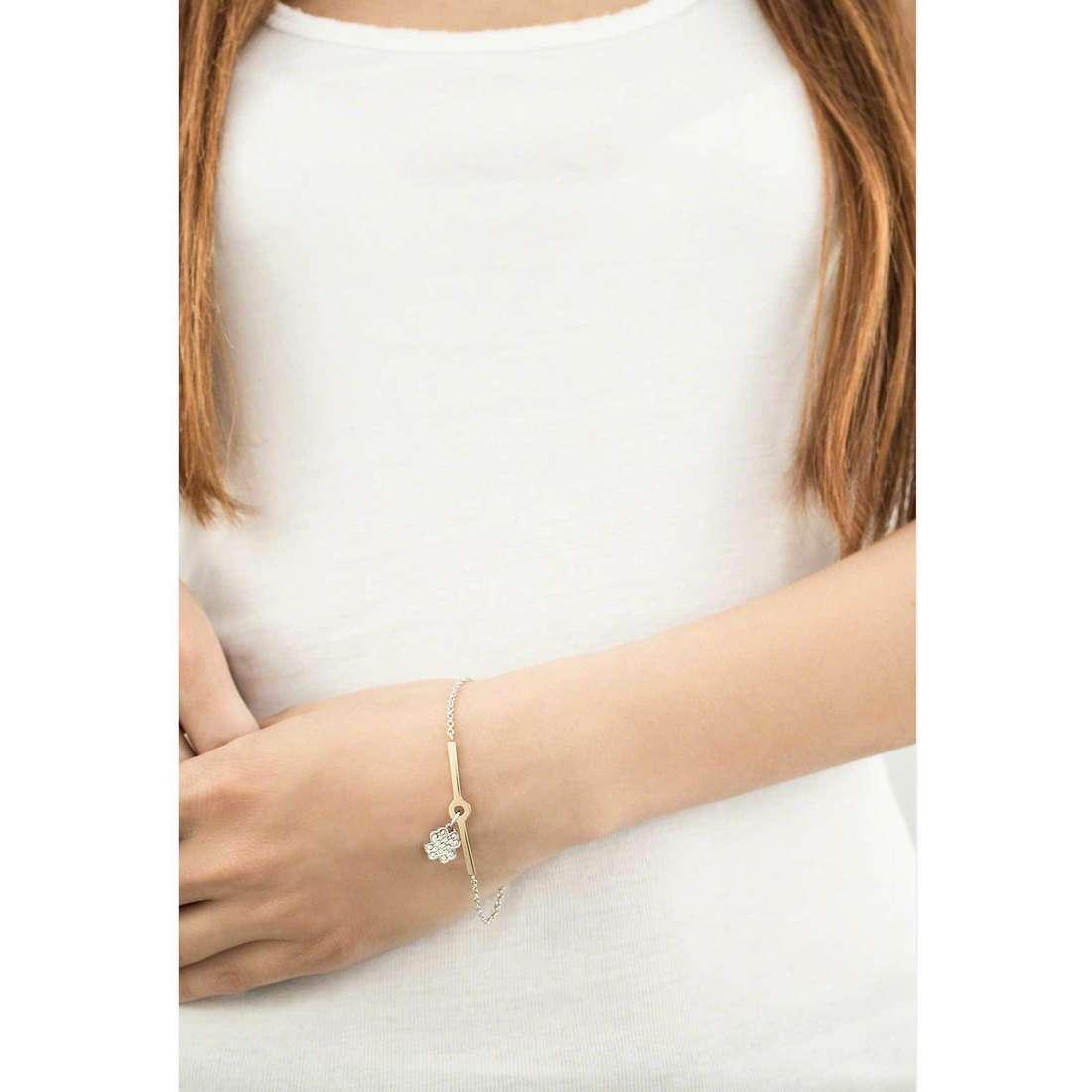Morellato bracelets Mini woman SAGG04 indosso