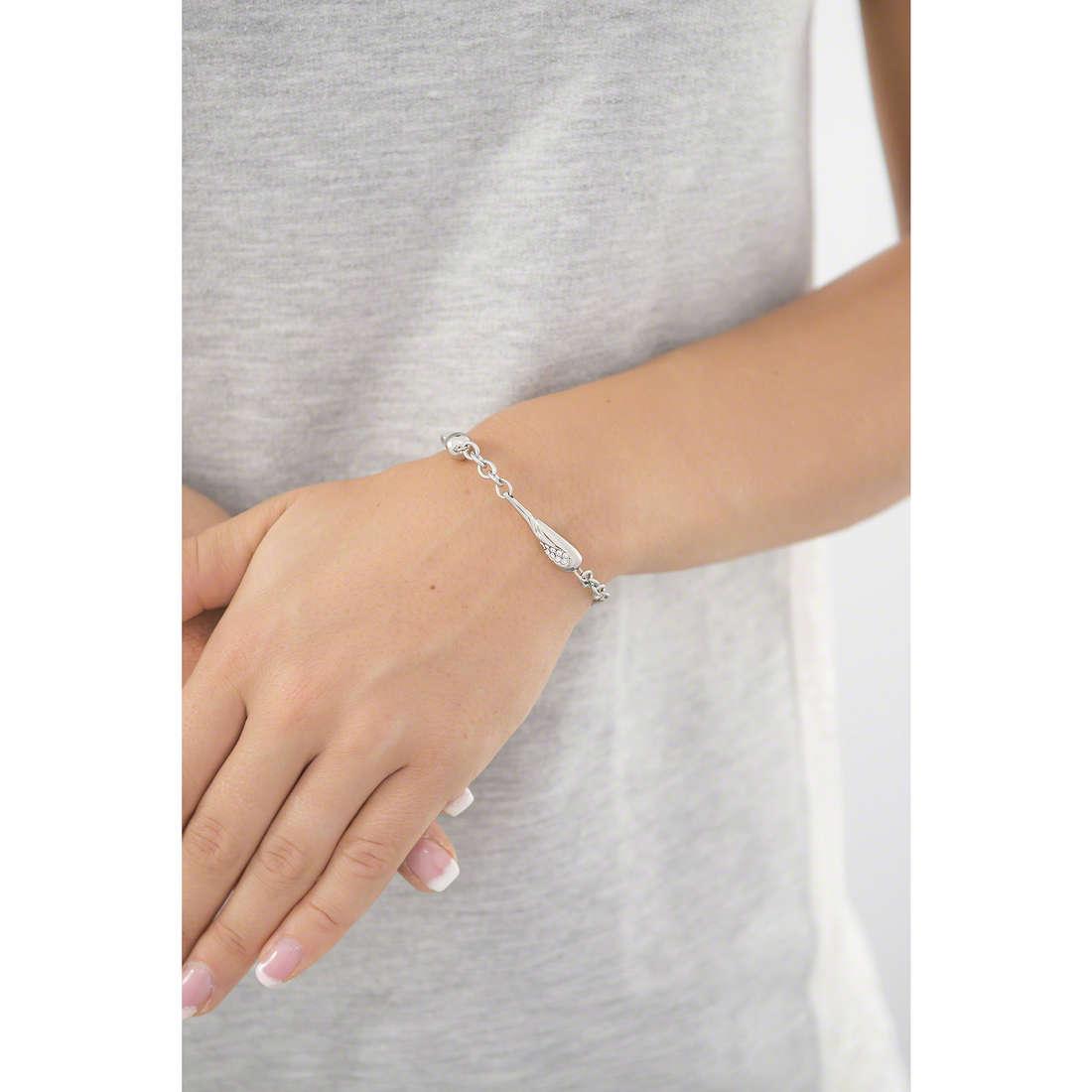 Morellato bracelets Perla woman SXU04 indosso