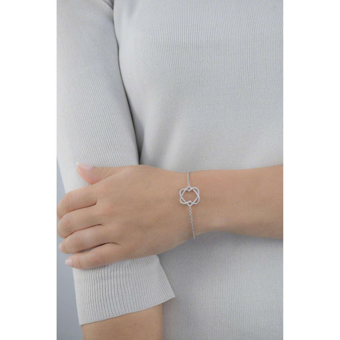 Morellato bracelets woman SAHA21 indosso