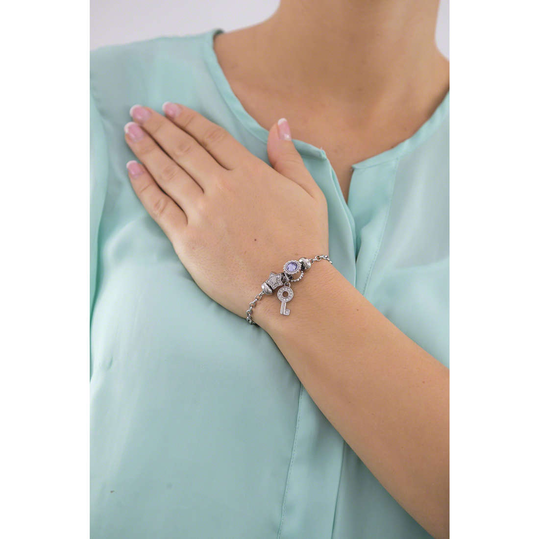 Morellato bracelets woman SCZ788 photo wearing