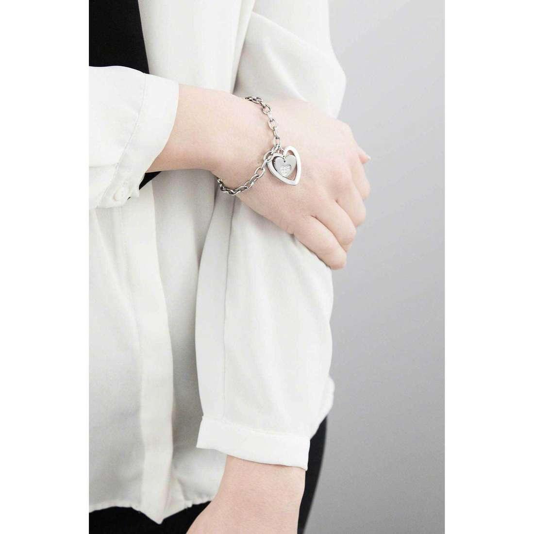Morellato bracelets Sogno woman SUI03 indosso