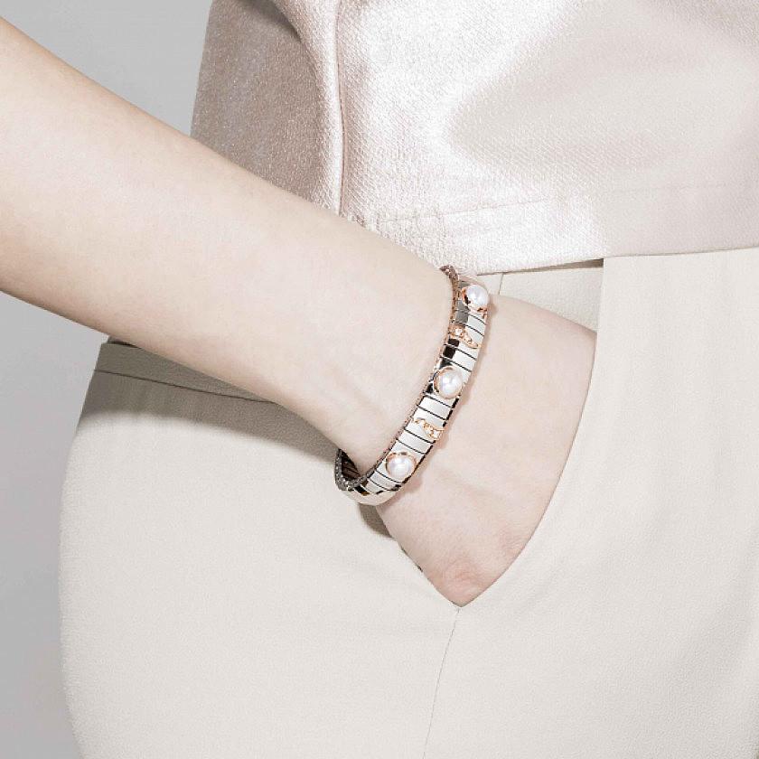 Nomination bracelets woman 043752/013 photo wearing