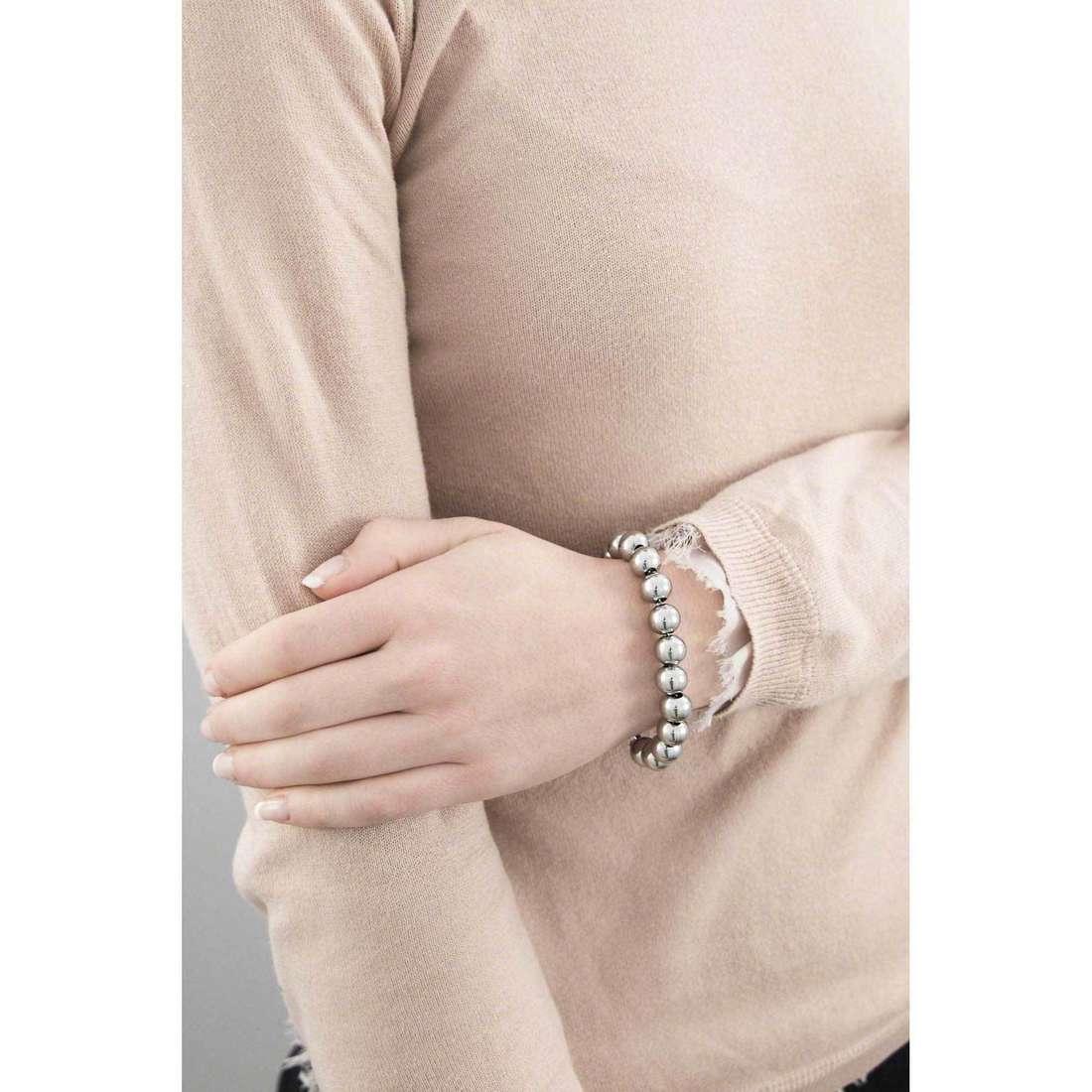 Nomination bracelets Symphony woman 026203/001 indosso