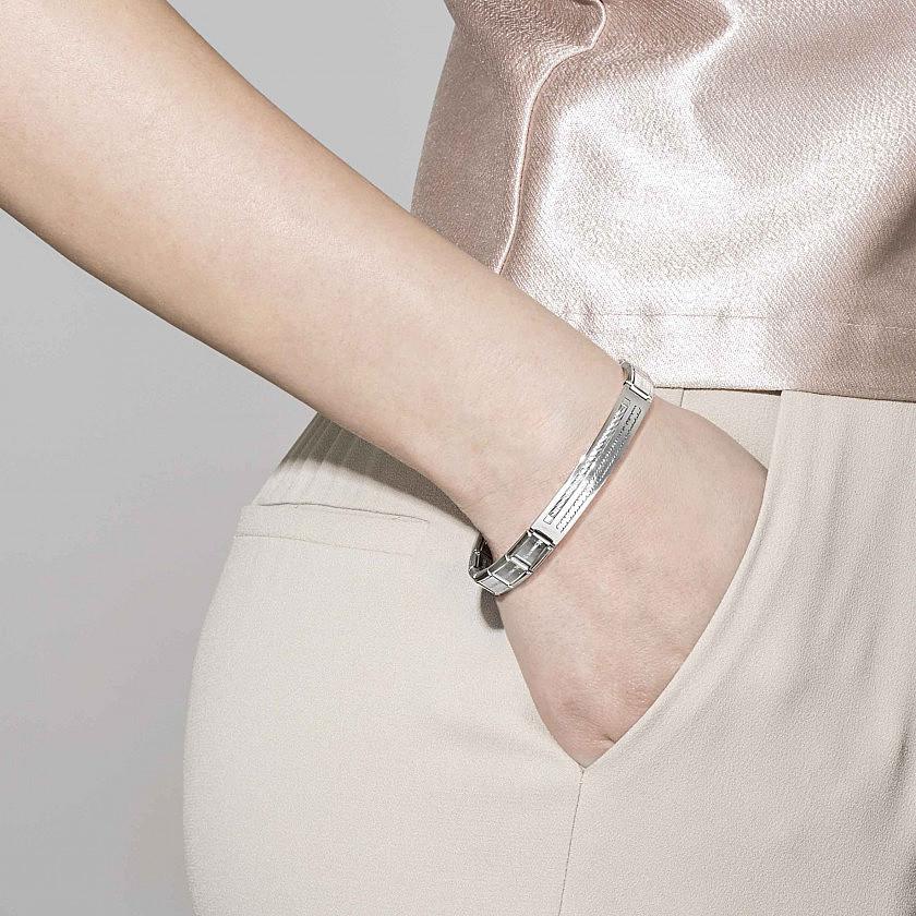 bracelet woman jewellery Nomination Trendsetter 021128 029 bracelets ... f75183f25