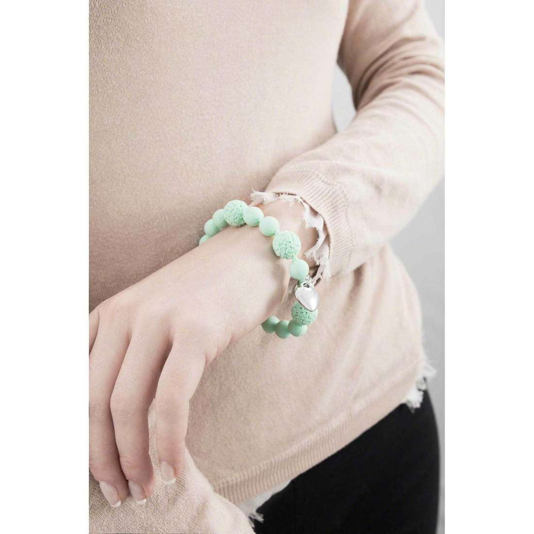 Ops Objects bracelets Boule De Rose woman OPSBR-249 photo wearing