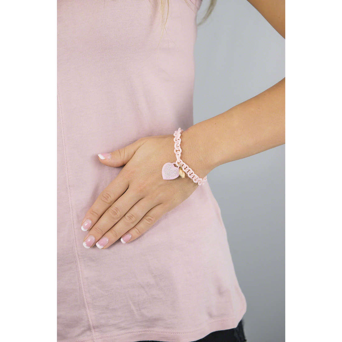 Ops Objects bracelets Chèrie Stardust woman OPSBR-302 indosso