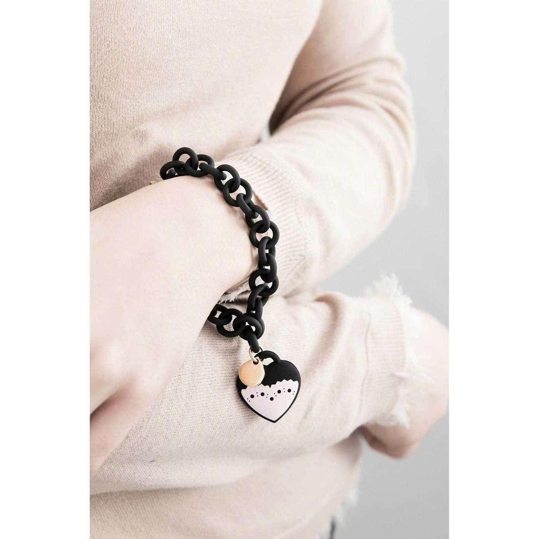 Ops Objects bracelets Derby woman OPSBR-320 indosso