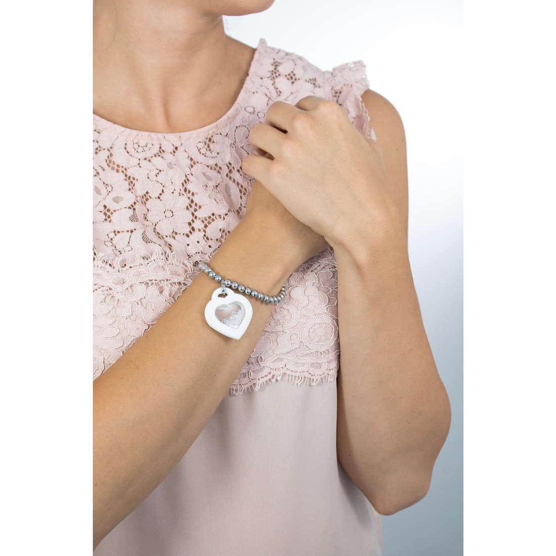 Ops Objects bracelets My Ops woman OPSBR-340 photo wearing