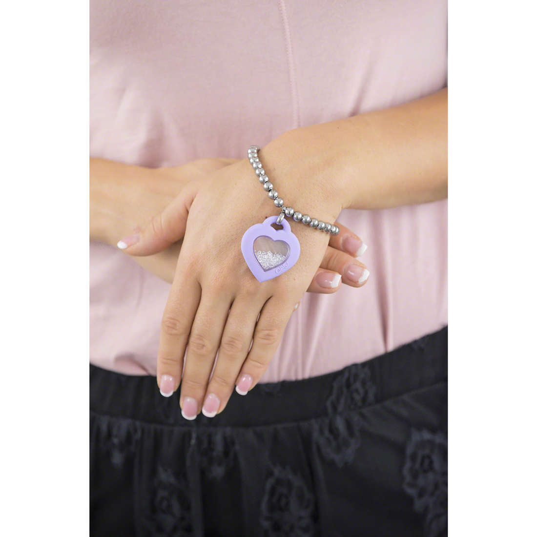 Ops Objects bracelets My Ops woman OPSBR-347 indosso