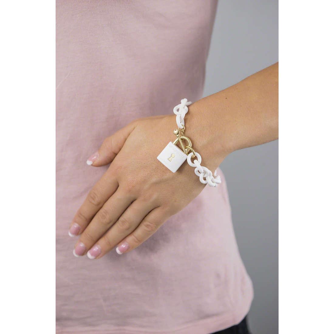 Ops Objects bracelets ops!Lock woman OPSBR-280 indosso