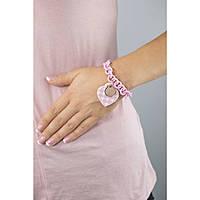 bracelet woman jewellery Ops Objects Ops! Pied De Poule OPSBR-161