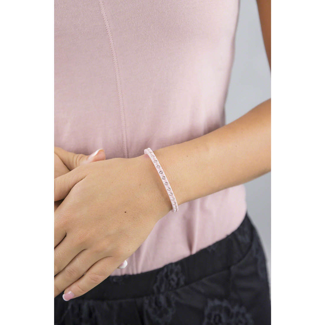 Ops Objects bracelets Tennis woman OPSTEW-03 indosso