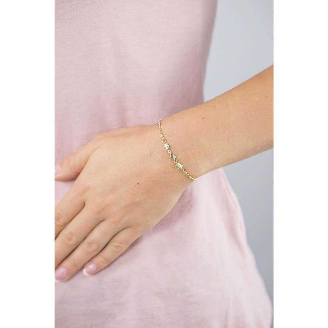 Giannotti bracelets Chiama Angeli woman NKT200 indosso