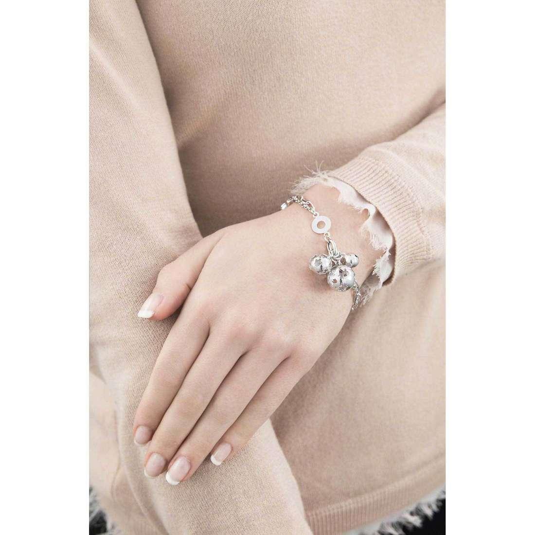Giannotti bracelets Chiama Angeli woman SFA31 indosso