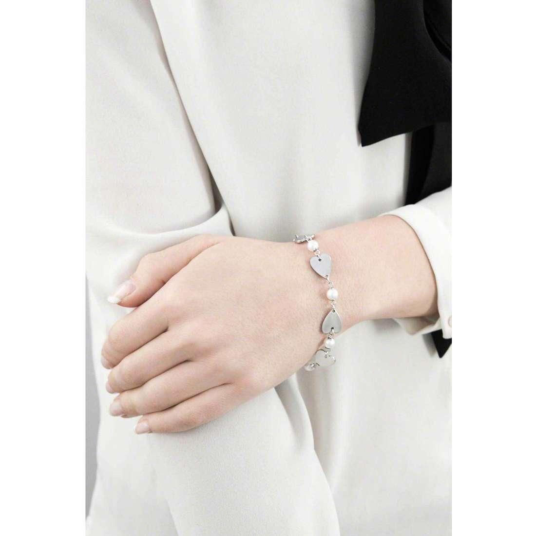 Sagapò bracelets Affinity woman SAF12 indosso