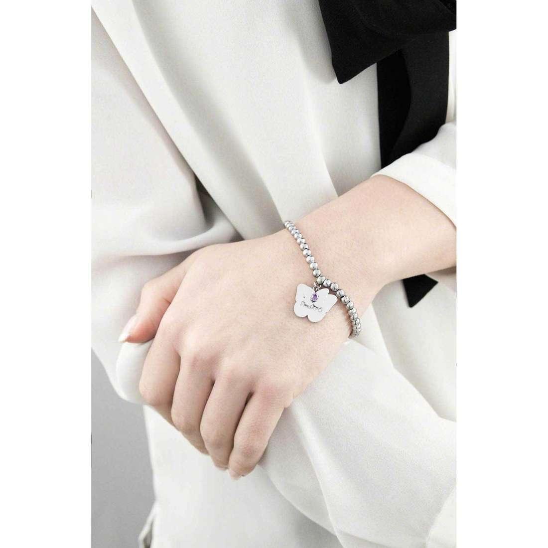 Sagapò bracelets Dorothy woman SAGAPOSDO12 indosso