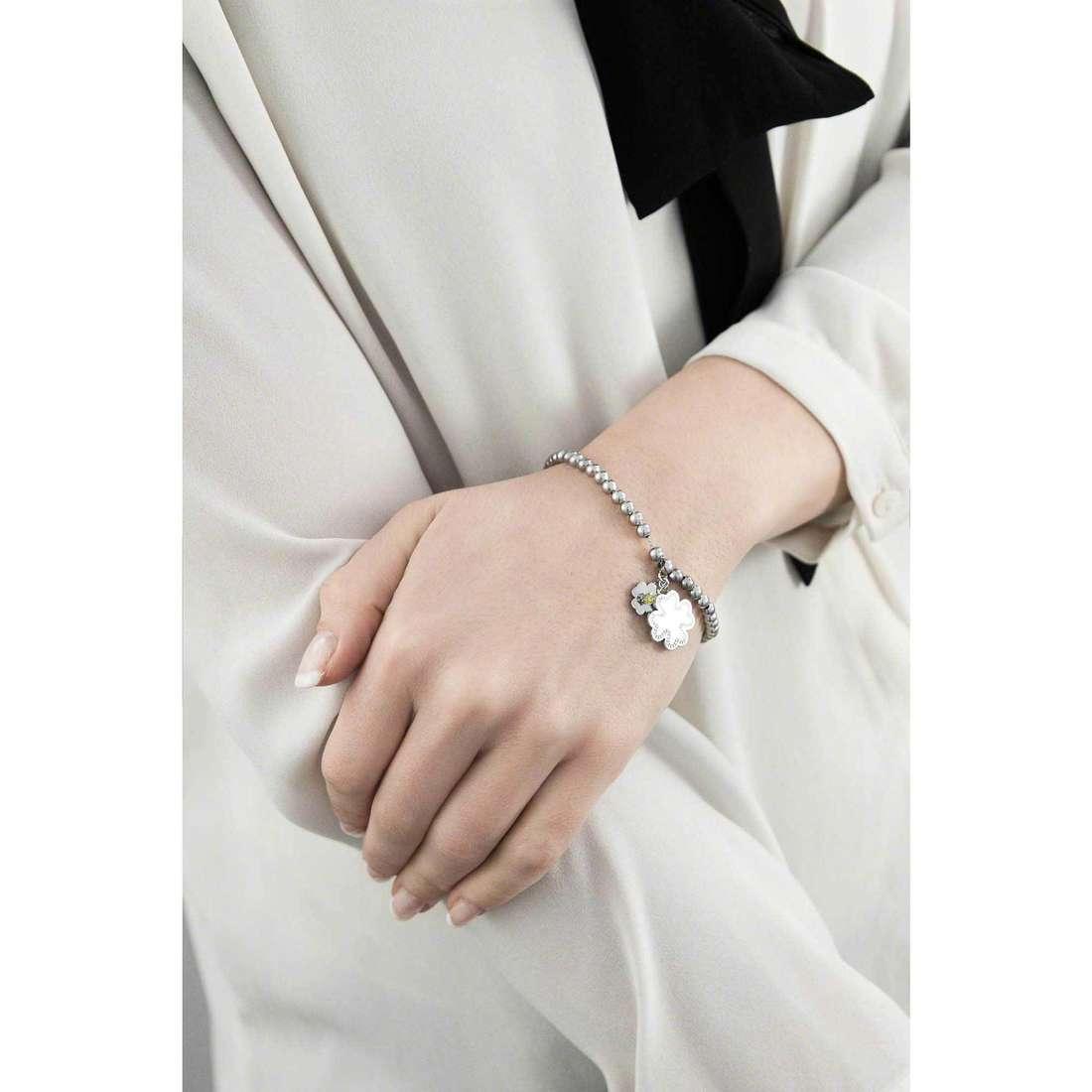 Sagapò bracelets Dorothy woman SAGAPOSDO13 indosso