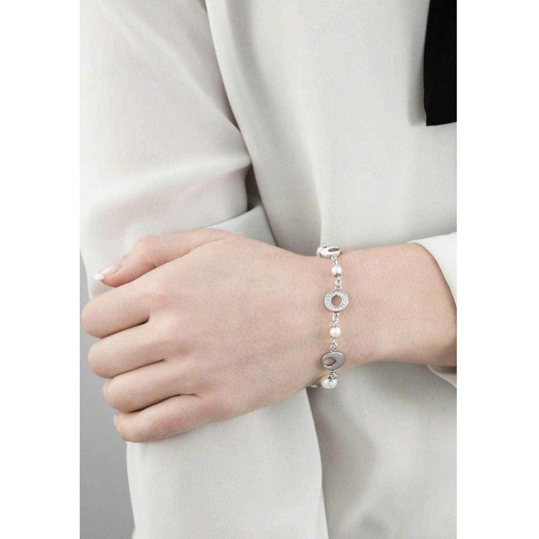 Sagapò bracelets Eclipse woman SCL11 indosso
