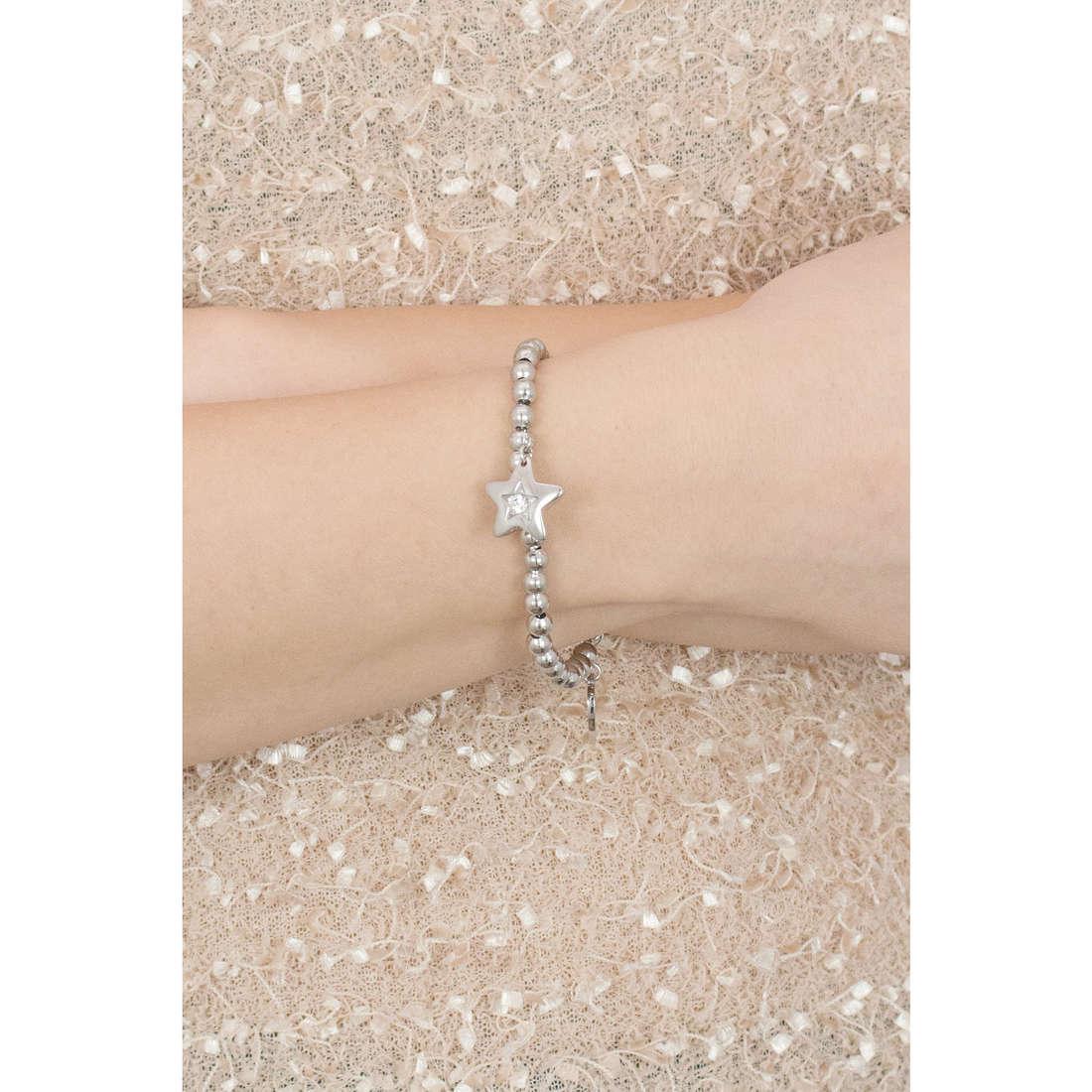 Sagapò bracelets Estrella woman SRE13 indosso