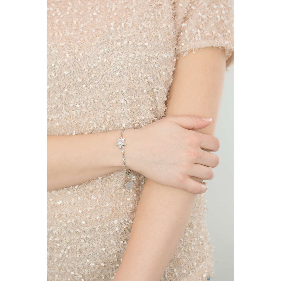 Sagapò bracelets Estrella woman SRE14 indosso