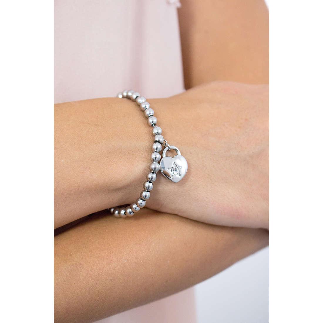 Sagapò bracelets Estrella woman SRE17 indosso
