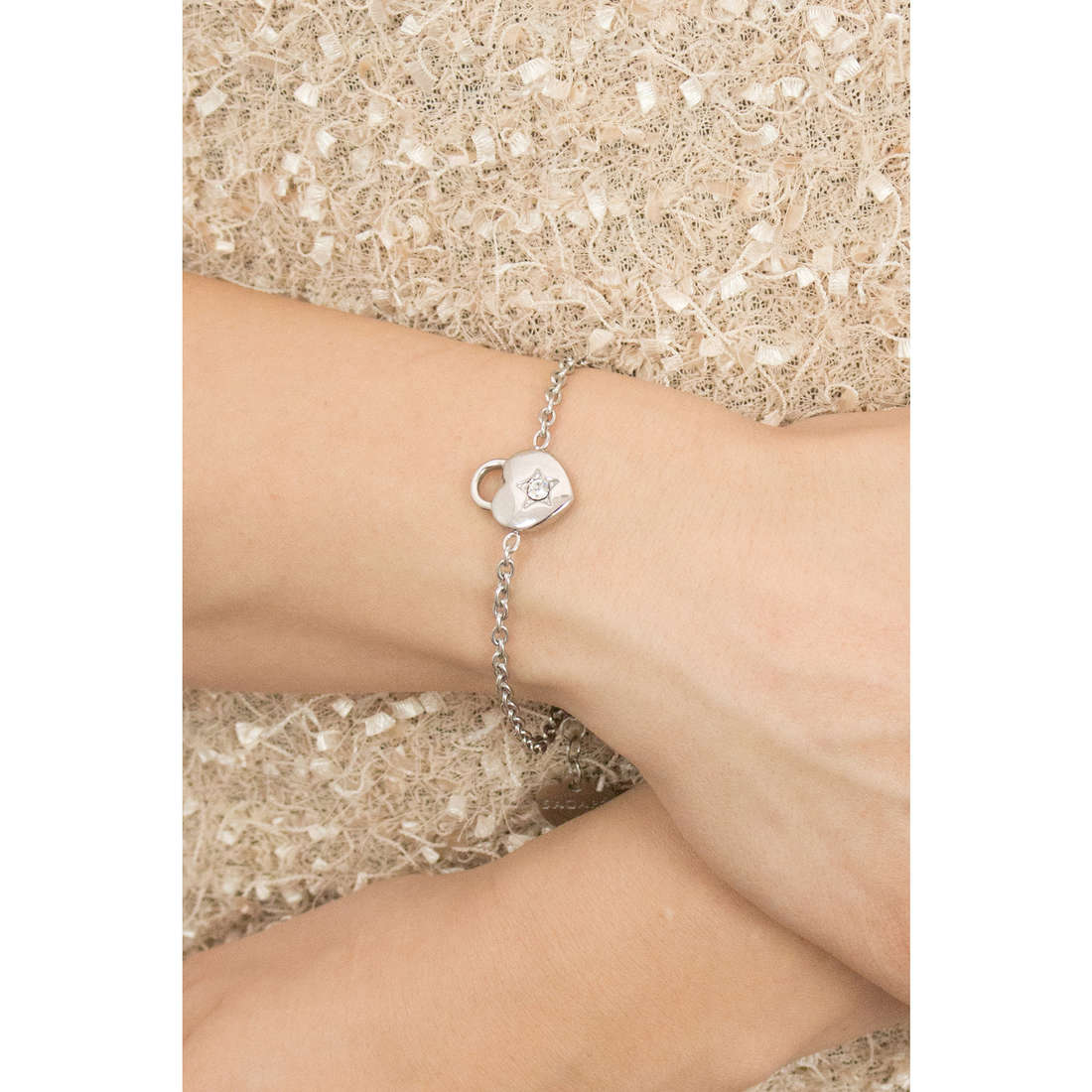 Sagapò bracelets Estrella woman SRE18 indosso