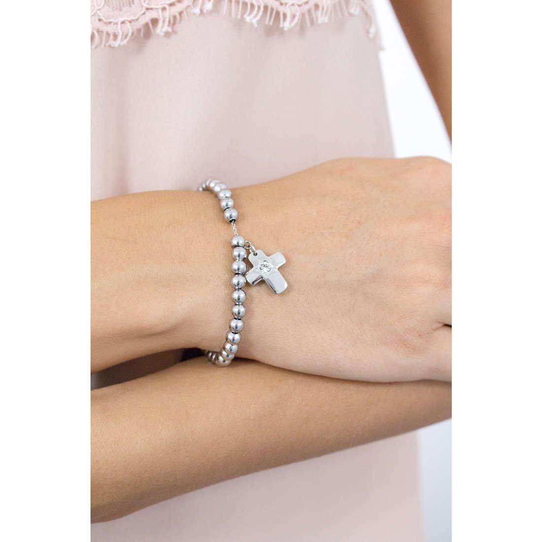 Sagapò bracelets Estrella woman SRE19 indosso