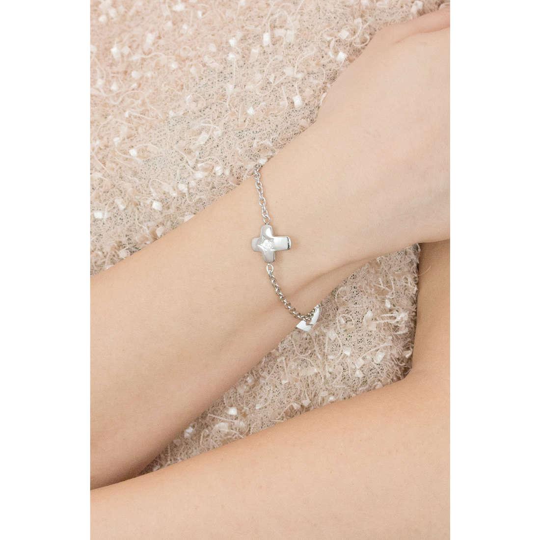 Sagapò bracelets Estrella woman SRE20 indosso