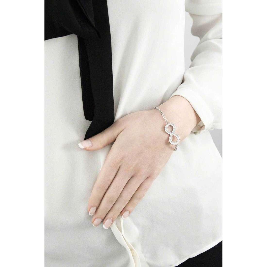 Sagapò bracelets Fantasia woman SFS13 indosso