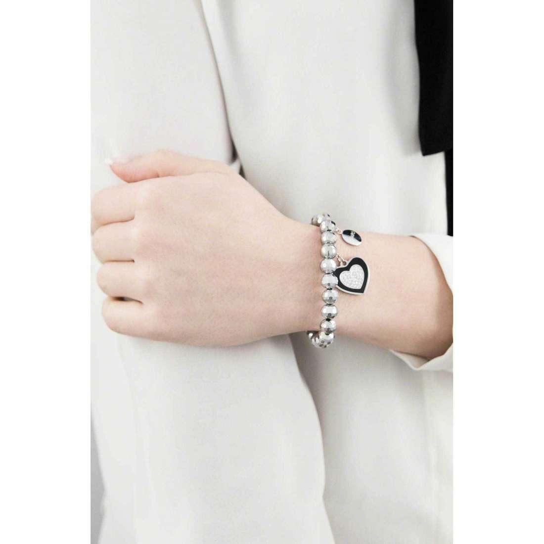 Sagapò bracelets Friends woman SFR14 indosso
